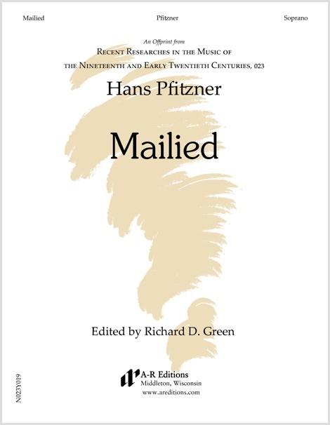 Pfitzner: Mailied