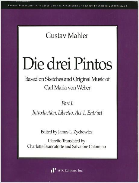 Mahler: Die drei Pintos, Part 1