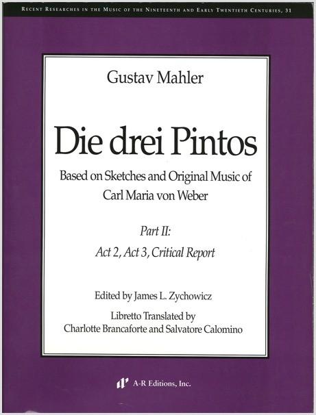 Mahler: Die drei Pintos, Part 2