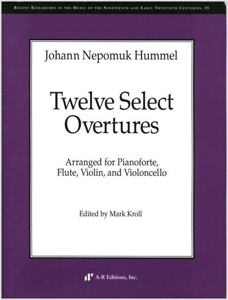 Hummel: Twelve Select Overtures