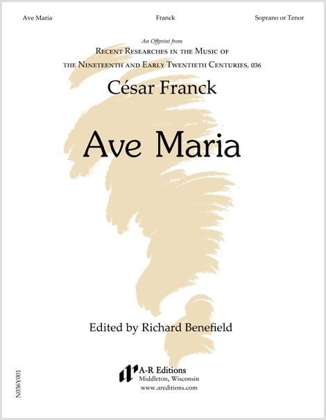 Franck: Ave Maria