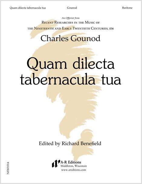 Gounod: Quam dilecta tabernacula tua