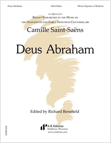 Saint-Saëns: Deus Abraham