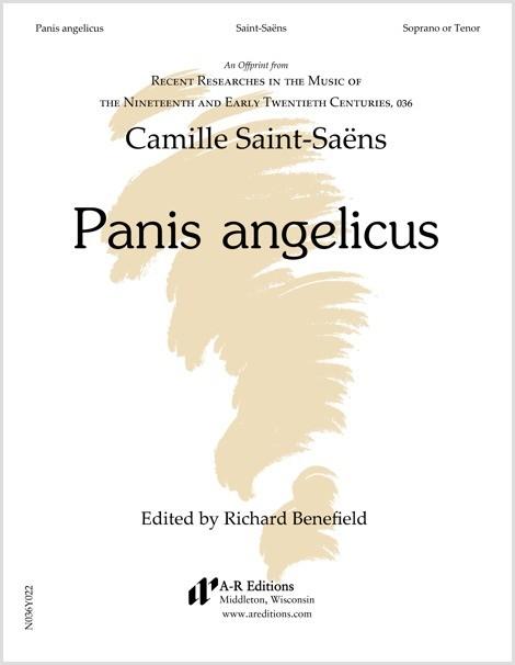 Saint-Saëns: Panis angelicus