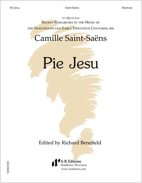 Saint-Saëns: Pie Jesu