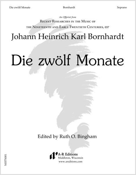 Bornhardt: Die zwölf Monate