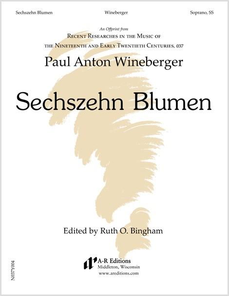 Wineberger: Sechszehn Blumen