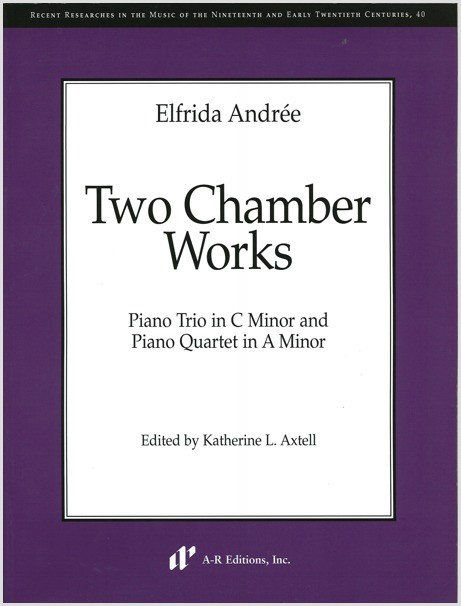 Andrée: Two Chamber Works
