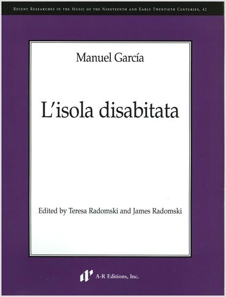 García: L'isola disabitata