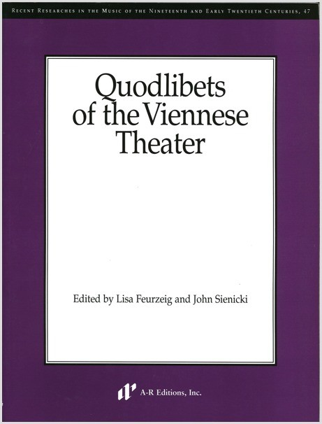 Quodlibets of the Viennese Theater