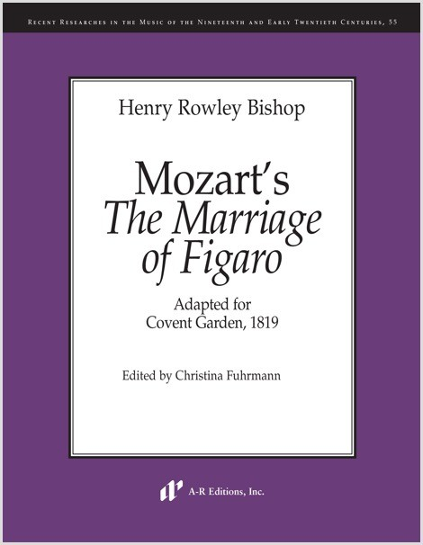 Bishop, arr.: Mozart's The Marriage of Figaro