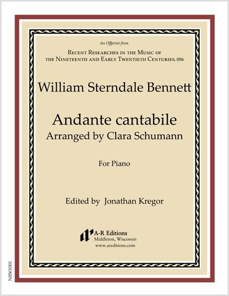 Bennett: Andante cantabile