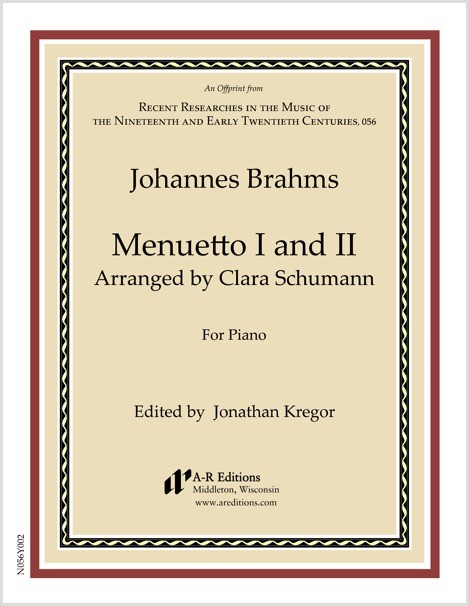 Brahms: Menuetto I and II
