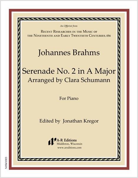 Brahms: Serenade No. 2 in A Major