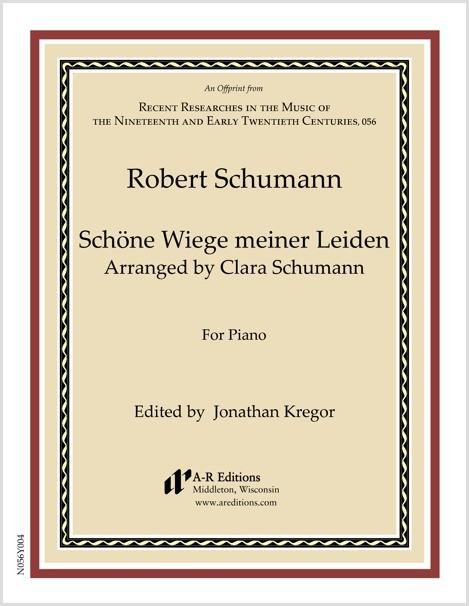 Schumann: Schöne Wiege meiner Leiden