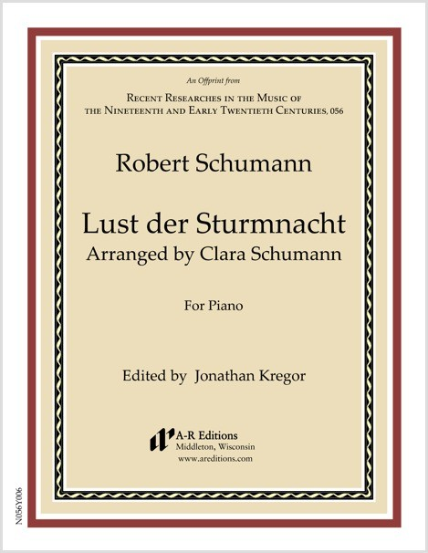 Schumann: Lust der Sturmnacht
