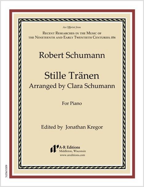 Schumann: Stille Tränen