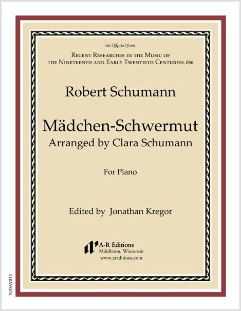 Schumann: Mädchen-Schwermut