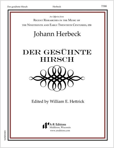 Herbeck: Der gesühnte Hirsch
