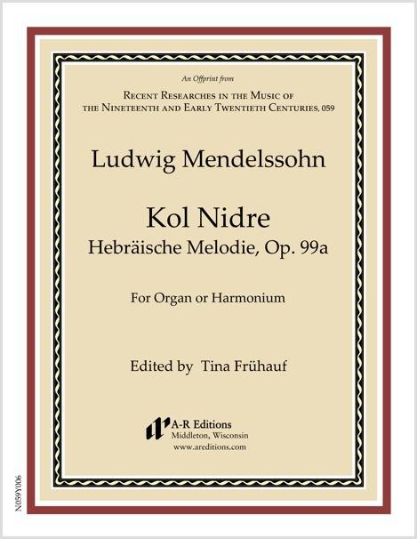 Mendelssohn: Kol Nidre