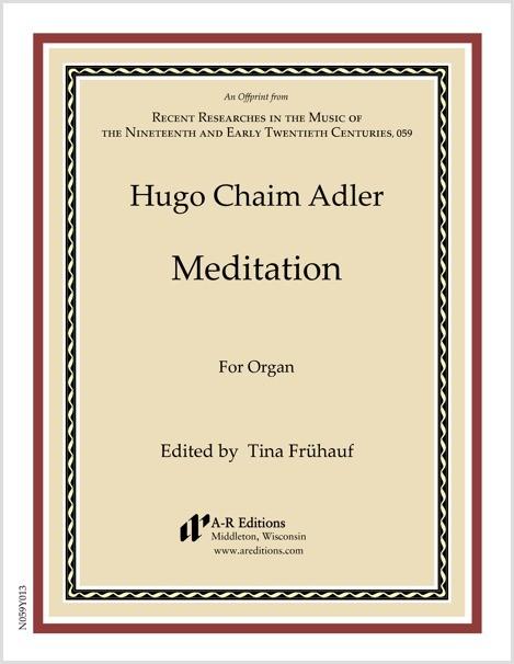 Adler: Meditation