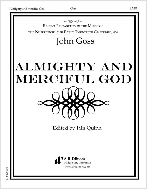 Goss: Almighty and merciful God