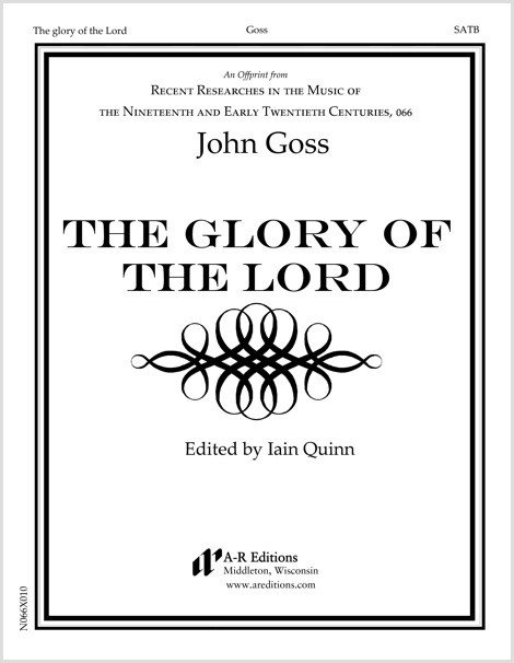 Goss: The glory of the Lord