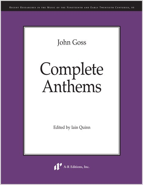 Goss: Complete Anthems