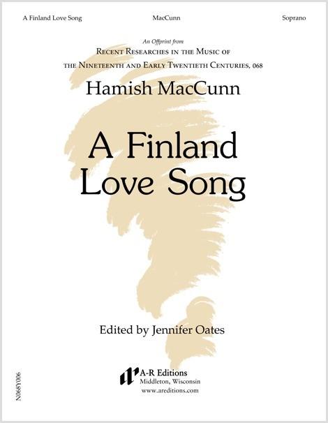MacCunn: A Finland Love Song