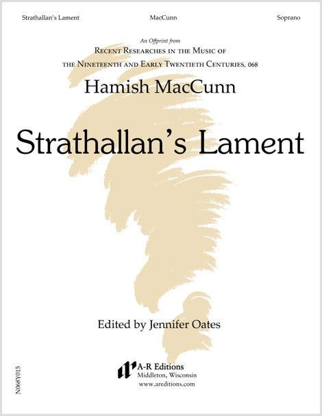 MacCunn: Strathallan's Lament