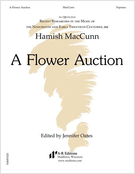 MacCunn: A Flower Auction