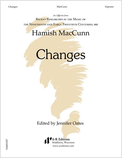MacCunn: Changes