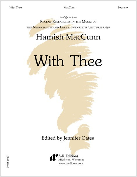 MacCunn: With Thee