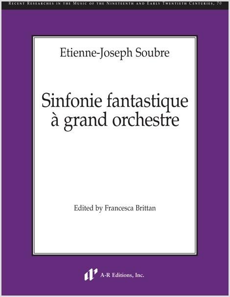 Soubre: Sinfonie fantastique à grand orchestre