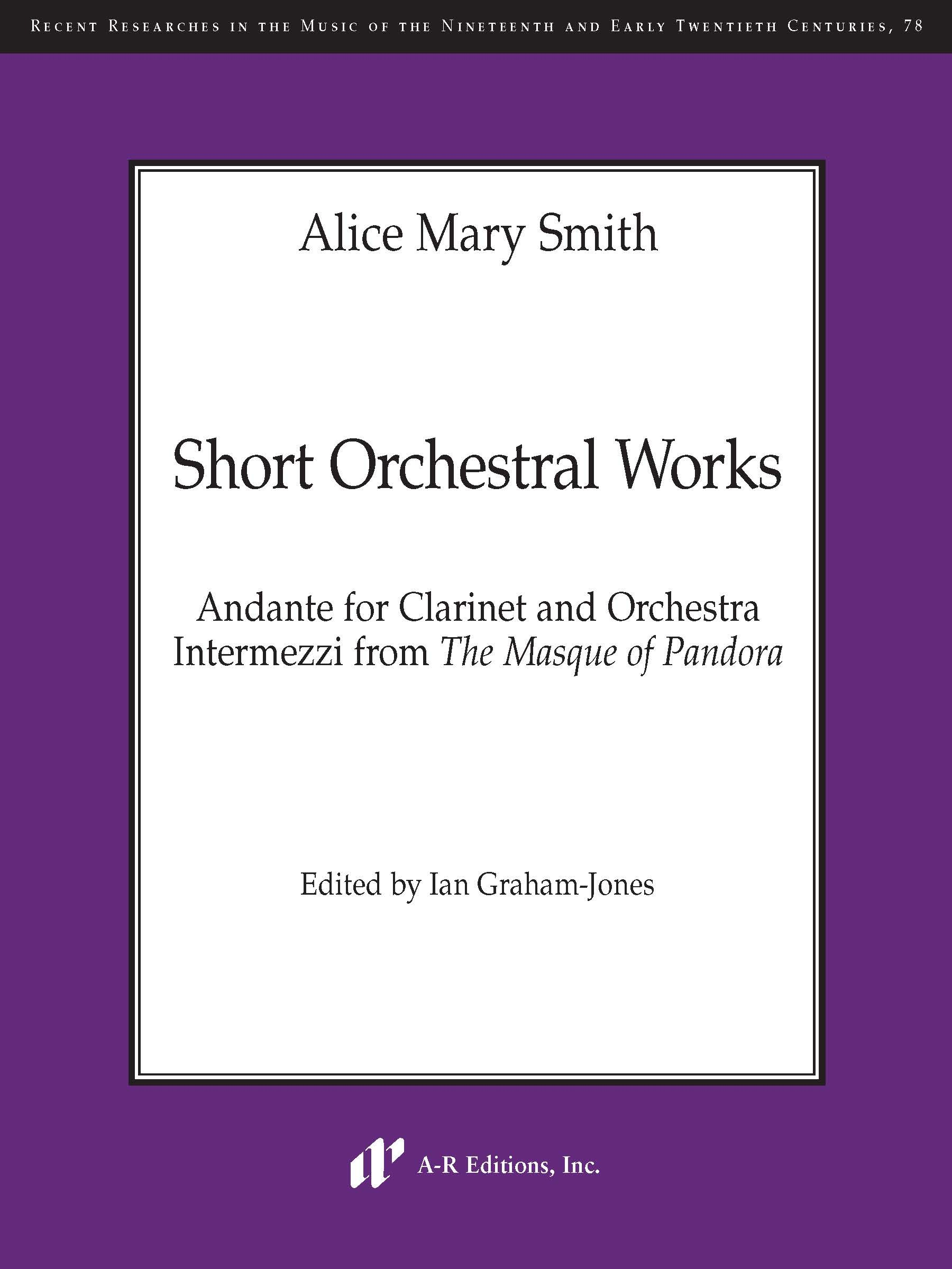 Smith: Short Orchestral Works