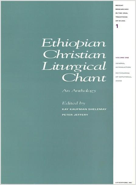 Ethiopian Christian Liturgical Chant