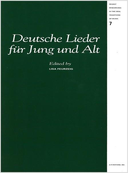 Deutsche Lieder für Jung und Alt