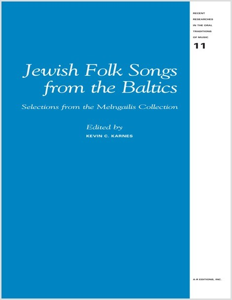 Jewish Folk Songs from the Baltics