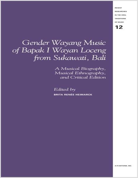 Gender Wayang Music