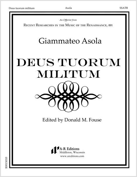 Asola: Deus tuorum militum