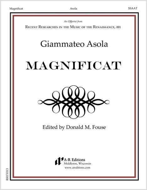 Asola: Magnificat