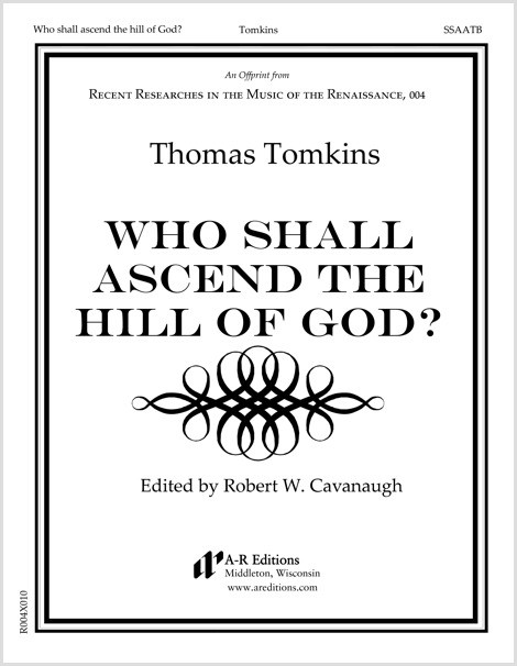 Tomkins: Who shall ascend the hill of God?