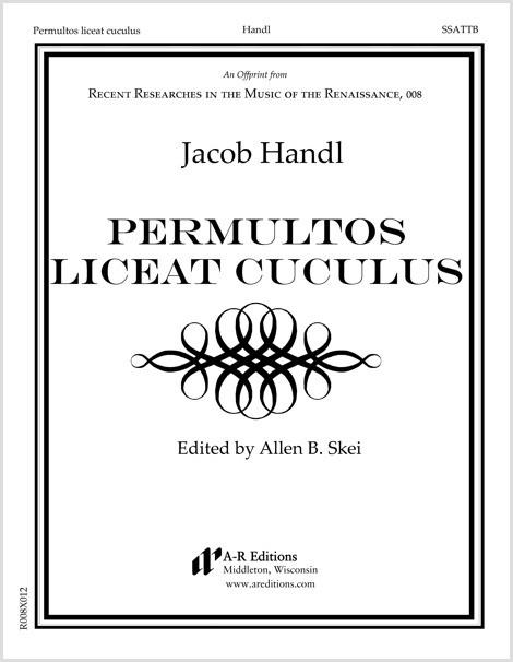 Handl: Permultos liceat cuculus