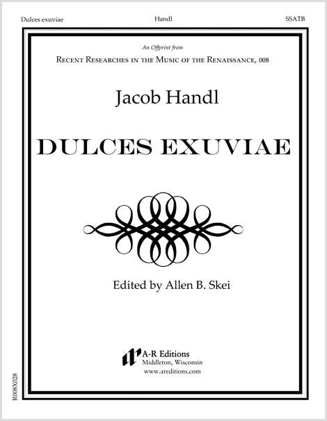Handl: Dulces exuviae