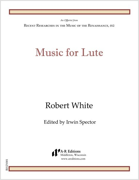 White: Music for Lute