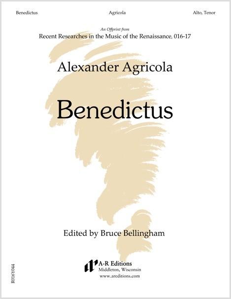 Agricola: Benedictus
