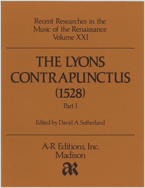 The Lyons Contrapunctus (1528)