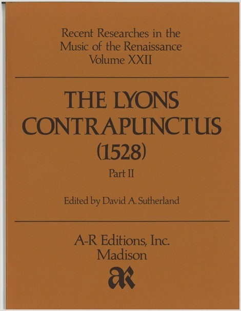 The Lyons Contrapunctus (1528), Part 2