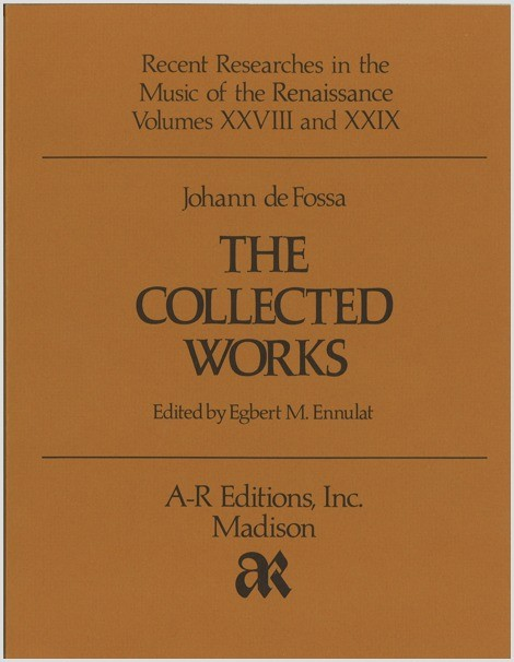 Fossa: The Collected Works