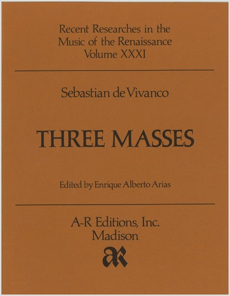 Vivanco: Three Masses